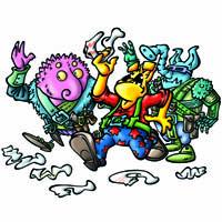 Gatto Bug: ladri di calzette