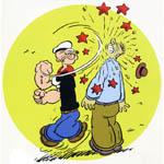 Popeye - La collana in tutte le edicole