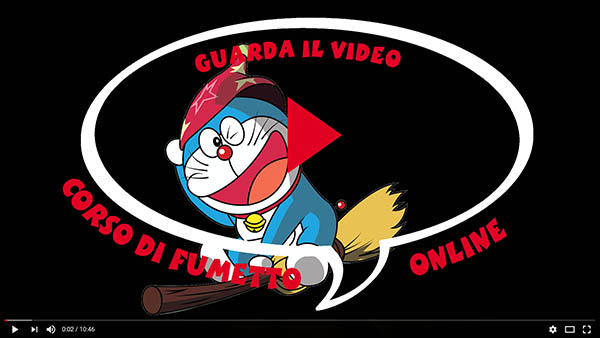 interfaccia video doraemon